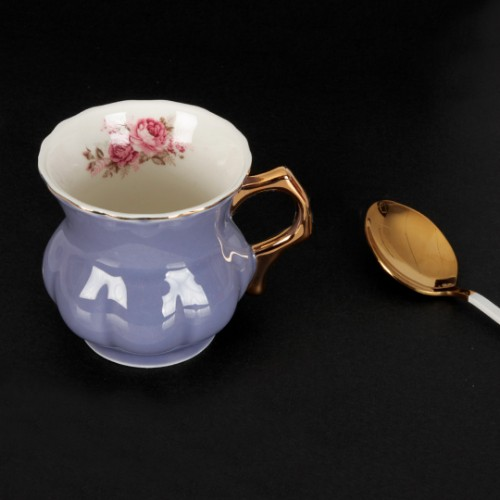 Picture of Pink&More Porcelain Cup - Lilac